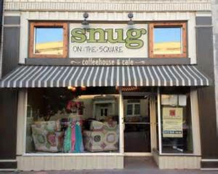 Snug On The Square, a tour attraction in Mckinney