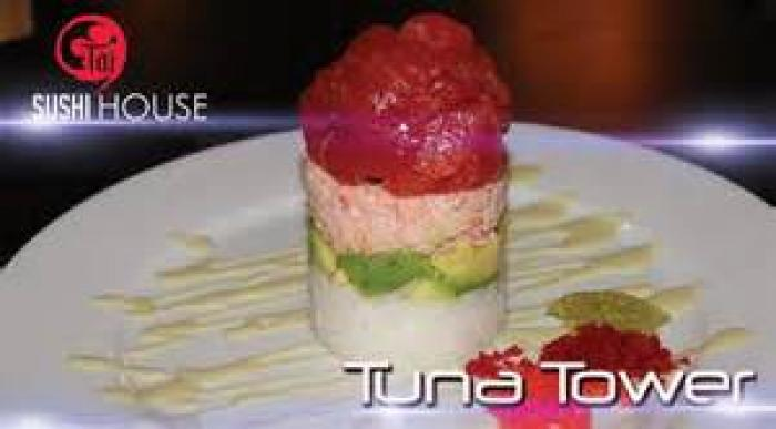 Tai Sushi House, a tour attraction in Mckinney