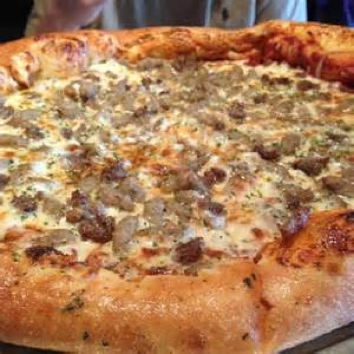 Durkin's Pizza, a tour attraction in Mckinney