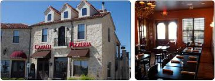 Cavalli Pizzaria, a tour attraction in Mckinney
