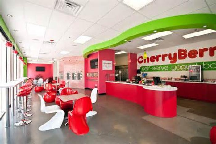 CherryBerry Yogurt Bar, a tour attraction in Mckinney
