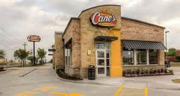 Raising Cane's, a tour attraction in Mckinney