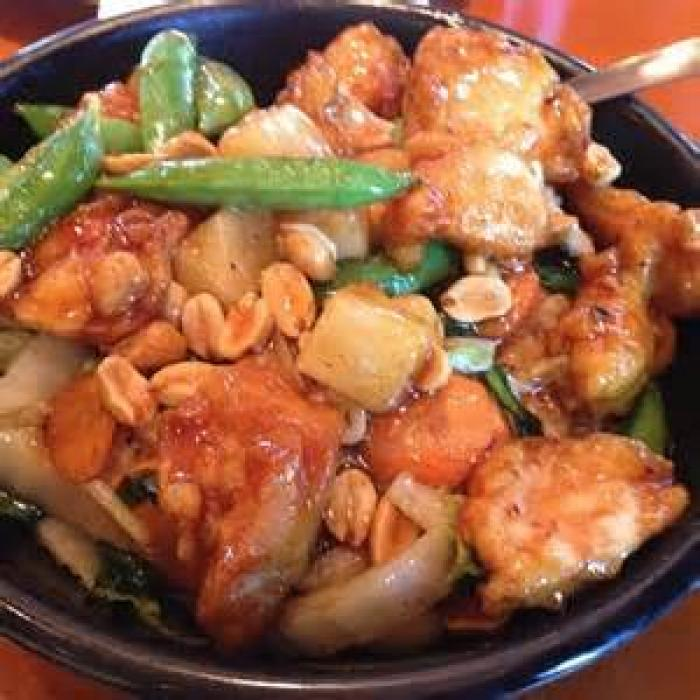 Pei Wei, a tour attraction in Mckinney