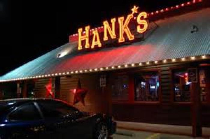 Hank's Texas Grill, a tour attraction in Mckinney