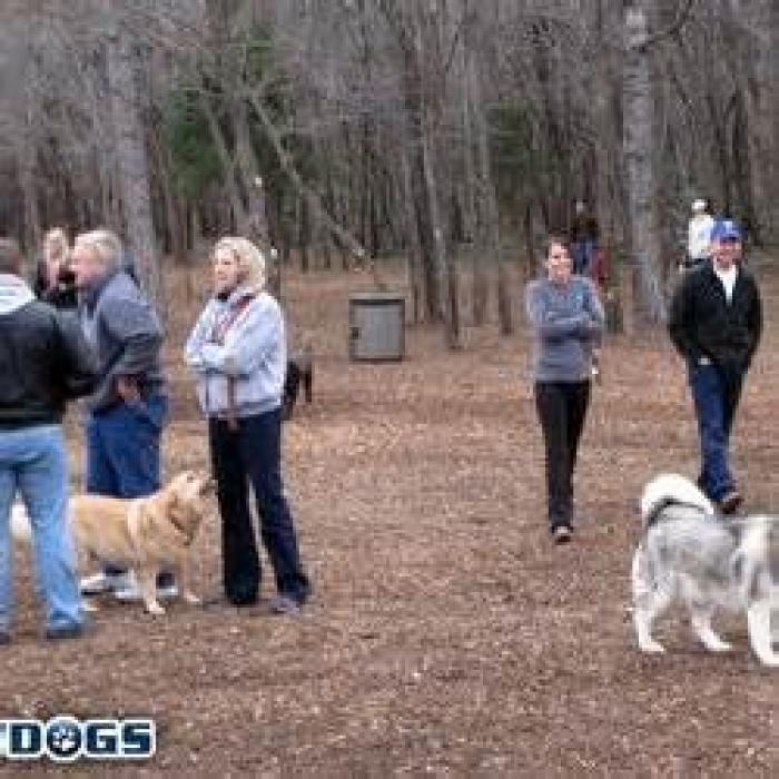 Bonnie Wenk Dog Park, a tour attraction in Mckinney