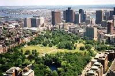 Boston Common, a tour attraction in Boston, MA, United States