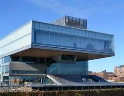 Institute of Contemporary Art, a tour attraction in Boston, MA, United States