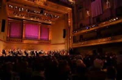 Symphony Hall, a tour attraction in Boston, MA, United States