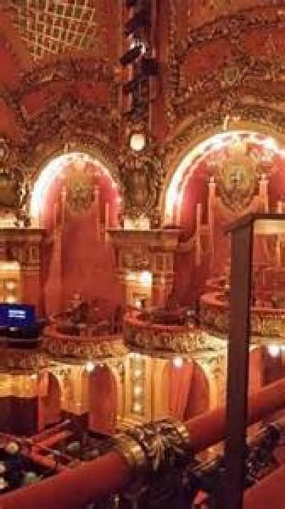Cutler Majestic Theatre, a tour attraction in Boston, MA, United States