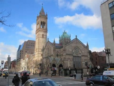 Old South Church, a tour attraction in Boston, MA, United States