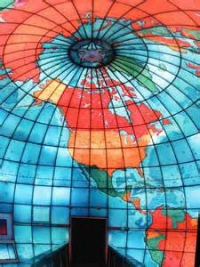 Mapparium, a tour attraction in Boston, MA, United States