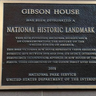 Gibson House, a tour attraction in Boston, MA, United States