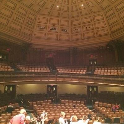 New England Conservatory\\\