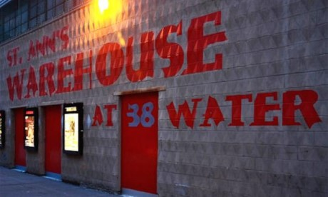 St. Ann`s Warehouse, a tour attraction in Brooklyn, NY, United States